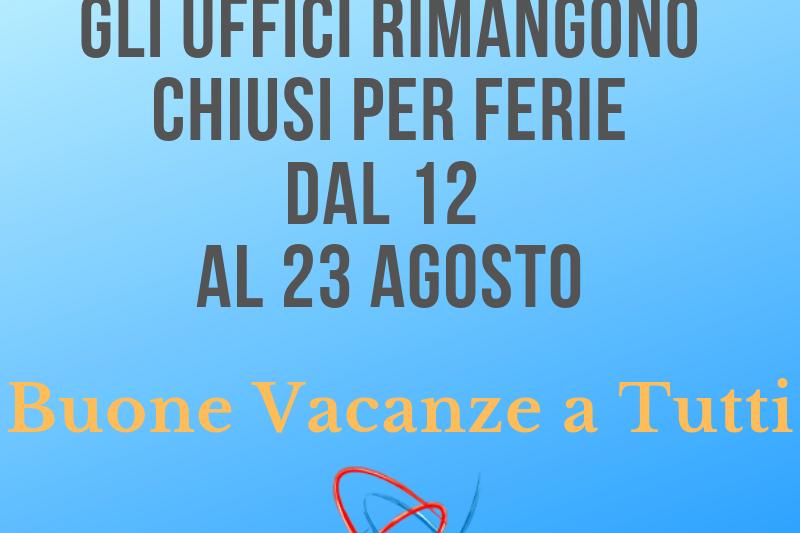 CISAL Basilicata , ferie 2019.